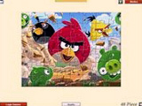 Angry Birds - Пазлы